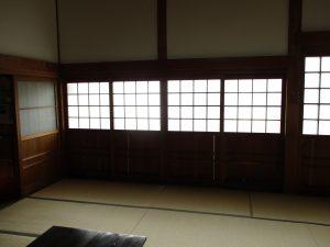 天寧寺-ガラス入れ替え前2内側