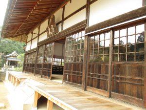 天寧寺-ガラス入れ替え後3外側